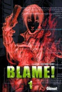Portada de BLAME! #1