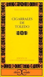 Portada de CIGARRALES DE TOLEDO