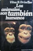 Portada de LOS ANIMALES SON TAMBIÉN HUMANOS