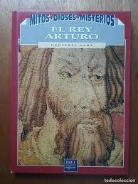 Portada de EL REY ARTURO