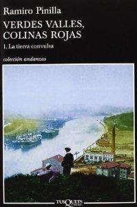 Portada de VERDES VALLES, COLINAS ROJAS. 1: LA TIERRA CONVULSA