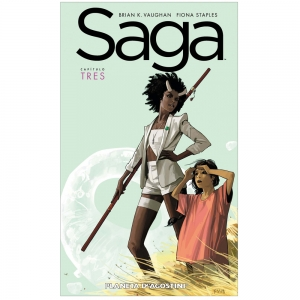 Portada de SAGA 3 (SAGA#3)