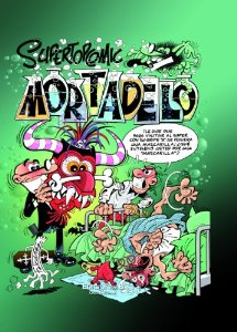 Portada de SUPER TOP CÓMIC MORTADELO Nº 13