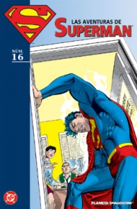 LAS AVENTURAS DE SUPERMAN Nº 16