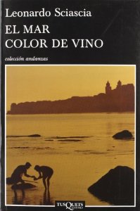 Portada de EL MAR COLOR DE VINO
