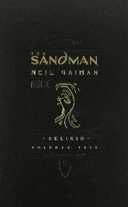 Portada de THE SANDMAN. DELIRIO (SANDMAN#3)