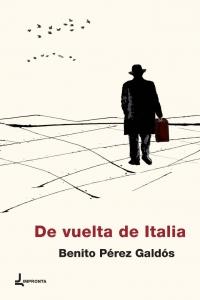 Portada de DE VUELTA DE ITALIA