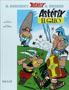 Portada de ASTÉRIX EL GALO (ASTÉRIX #1)