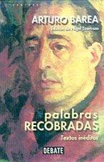 Portada de PALABRAS RECOBRADAS