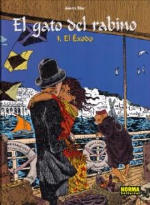 EL GATO DEL RABINO. EL ÉXODO (EL GATO DEL RABINO #3)