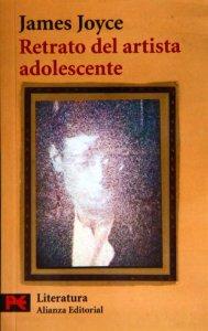 Portada de RETRATO DEL ARTISTA ADOLESCENTE
