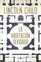 Portada de LA HABITACIÓN OLVIDADA (JEREMY LOGAN #4)