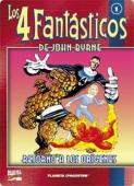 LOS 4 FANTÁSTICOS DE JOHN BYRNE.