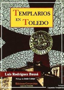 Portada de TEMPLARIOS EN TOLEDO