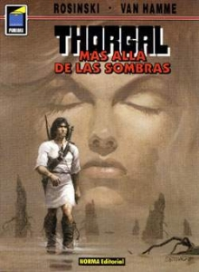 THORGAL. MÁS ALLÁ DE LAS SOMBRAS (THORGAL#5)
