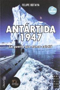 Portada de ANTÁRTIDA, 1947
