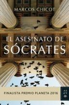 Portada de EL ASESINATO DE SÓCRATES