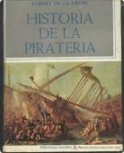 Portada de HISTORIA DE LA PIRATERÍA