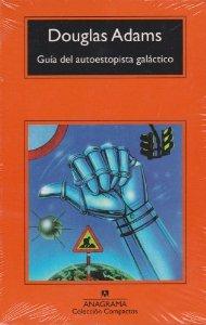Portada de GUÍA DEL AUTOESTOPISTA GALÁCTICO (GUÍA DEL AUTOESTOPISTA #1)