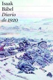 Portada de DIARIO DE 1920