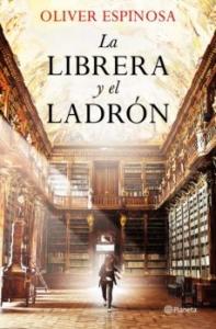 Portada de LA LIBRERA Y EL LADRÓN