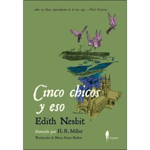 Portada de CINCO CHICOS Y ESO