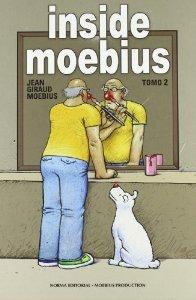 INSIDE MOEBIUS. TOMO 2