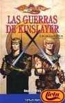 Portada de LAS GUERRAS DE KINSLAYER (NACIONES ÉLFICAS DE DRAGONLANCE #2)