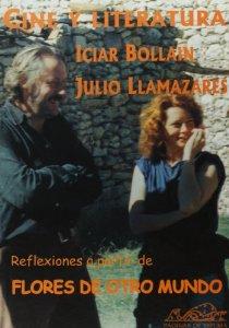 Portada de CINE Y LITERATURA. REFLEXIONES A PARTIR DE FLORES DE OTRO MUNDO.