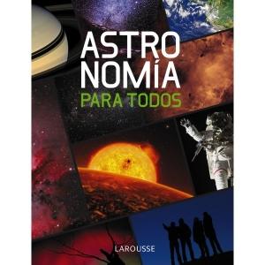 Portada de ASTRONOMÍA PARA TODOS