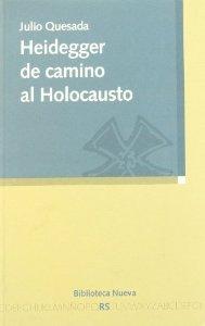 Portada de HEIDEGGER DE CAMINO AL HOLOCAUSTO