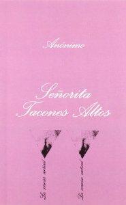 SEÑORITA TACONES ALTOS