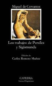 Portada de LOS TRABAJOS DE PERSILES Y SEGISMUNDA