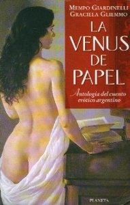 Portada de LA VENUS DE PAPEL