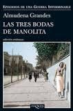 Portada de LAS TRES BODAS DE MANOLITA