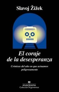 Portada de EL CORAJE DE LA DESESPERANZA