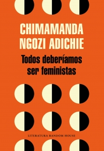 Portada de TODOS DEBERÍAMOS SER FEMINISTAS