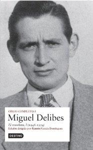 Portada de OBRAS COMPLETAS I: EL NOVELISTA (1948-1954)