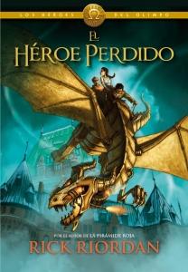 Portada de EL HÉROE PERDIDO (LOS HÉROES DEL OLIMPO # 1)