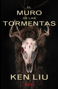 Portada de EL MURO DE LAS TORMENTAS (LA GRACIA DE LOS REYES #2)