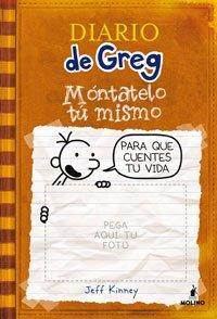 Portada de DIARIO DE GREG. MÓNTATELO TU MISMO