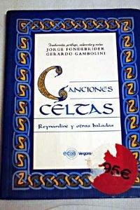 Portada de CANCIONES CELTAS. REYNARDINE Y OTRAS BALADAS