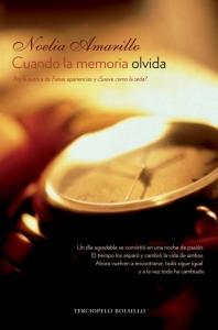 Portada de CUANDO LA MEMORIA OLVIDA