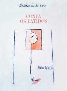 Portada de CONTA OS LATIDOS (RELATOS DUNHA HORA #10)