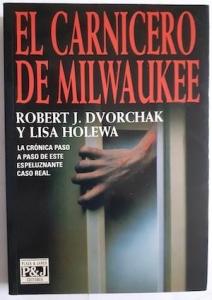 Portada de EL CARNICERO DE MILWAUKEE