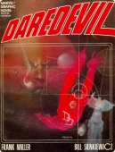 Portada de DAREDEVIL: LOVE & WAR