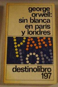 SIN BLANCA EN PARIS Y LONDRES