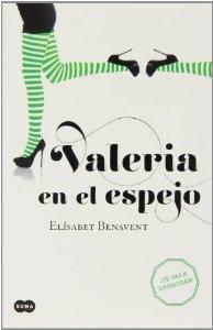 Portada de VALERIA EN EL ESPEJO (VALERIA #2)