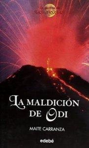 LA MALDICION DE ODI (LA GUERRA DE LAS BRUJAS #3)