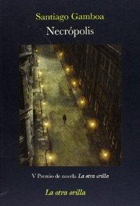 Portada de NECRÓPOLIS